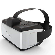 JMT V8 VR BOX Virtual Reality 1080P Full HD Head Mount Headset 3D Glasses with 2