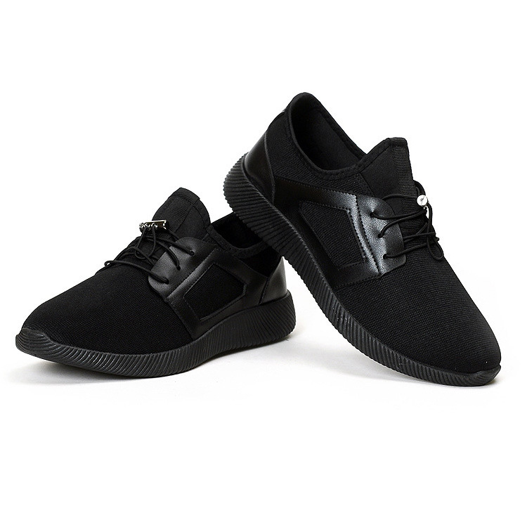 39 44 high quality casual sports shoes men 39 s fashion casual thick men 39 s lace men 39 s shoes in Men 39 s Casual Shoes from Shoes