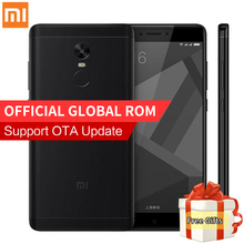 "Original Xiaomi Redmi Note 4X 4 X 3GB RAM 32GB ROM Mobile Phone Snapdragon 625 Octa Core 5.5"" FHD 4100mAh Global ROM Fingerprint"