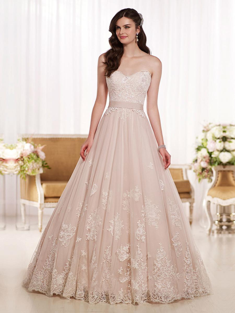 Wedding Blush Pink Wedding Dress collection blush colored wedding dresses pictures fashion trends gowns and dress ideas