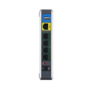 Image 3 - הבחירה הטובה ביותר סמארטפון LINKSYS SPA400 4FXO טלפון מתאם טלפון באינטרנט Linksys קול מערכת VoIP רשת תא קולי אפליקציות