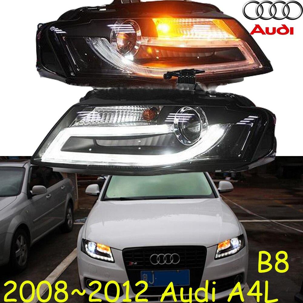 A4L headlight,2008~2012,Fit LHD,Free ship! A4L fog light,2ps/set+2pcs  Ballast;A4L видеорегистратор f880 lhd в самаре