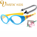 IVSTA with Strap 0-5 years Small Baby Glasses for Children Eyeglasses TR90 Silicone Glasses Frames for Kids Optical Frame Soft