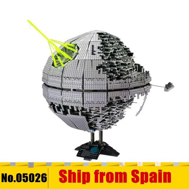 DHL 05026 The second generation Death Model Star Building ...
