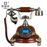 Free Shipping Antique Phone European Telephone Home Fixed Telephone Creative Landline Phone Retro New