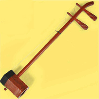 Traditional JingErhu Handmade Chinese Folk JingHu Musical Instruments Mahogany Chinese Violin String Instruments Erhu