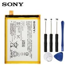 Original SONY Battery For SONY Xperia Z5 Premium Z5P Dual E6853 E6883 LIS1605ERPC 3430mAh Authentic font