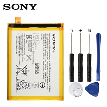 Оригинальный SONY Батарея для SONY Xperia Z5 Premium Z5P двойной E6853 E6883 LIS1605ERPC 3430 мАч Аутентичные телефон замена Батарея