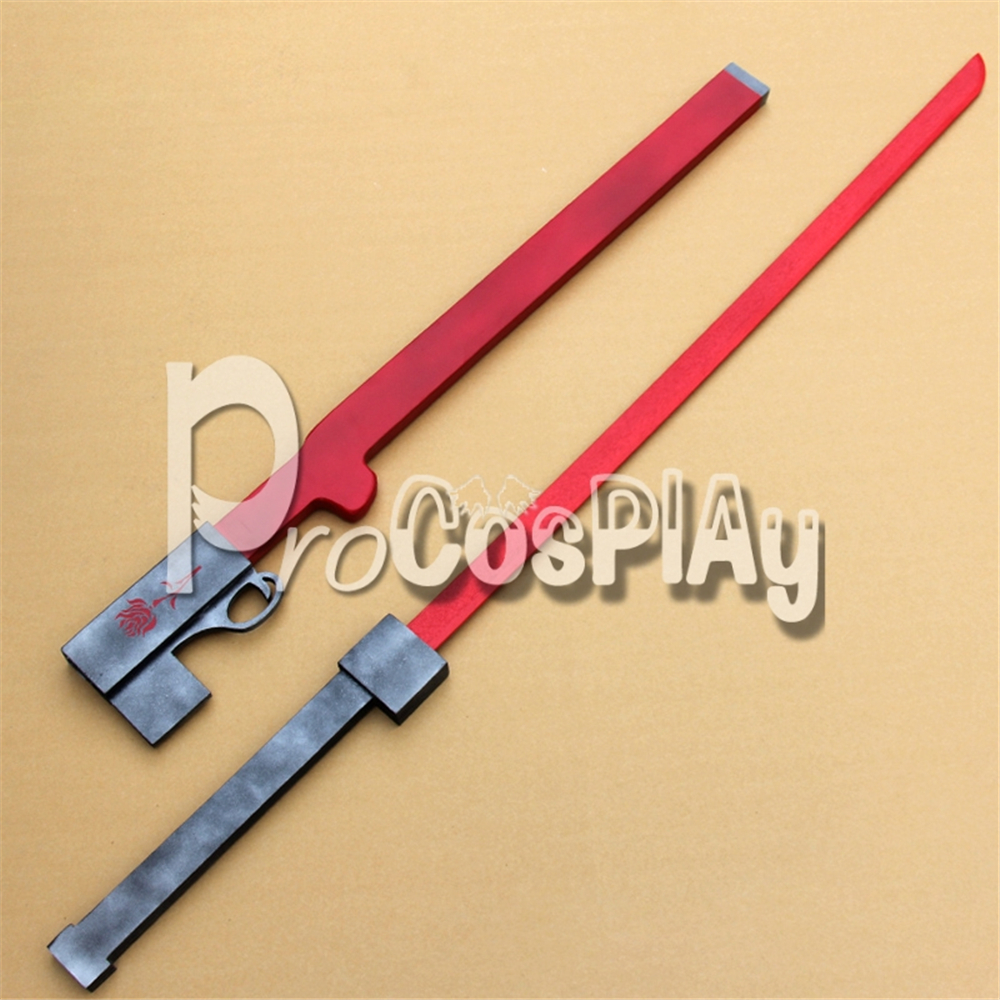 RWBY Adam Weapon Wilt Blush Cosplay Prop mp001508