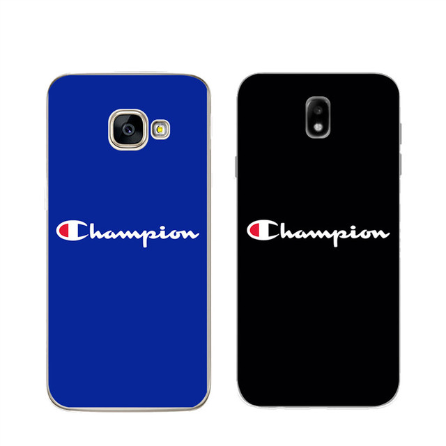 coque samsung j3 2017 champion