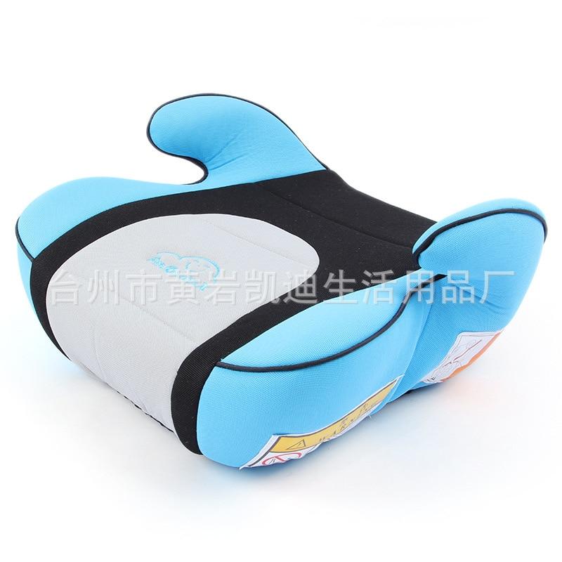 Siège auto bébé enfant siège auto anti-dérapant Portable enfant en bas âge sièges de sécurité voiture confortable coussin de voyage chaise coussin pour les enfants - 2