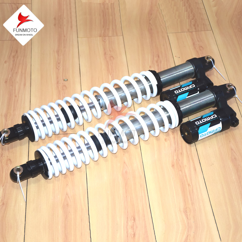 REAR SHOCK ABSORBER WITH NITROGEN GAS TANK GAS CYLINDER FOR CFMOTO UTV CFZ8EX ONE PAIR INCLUDE
