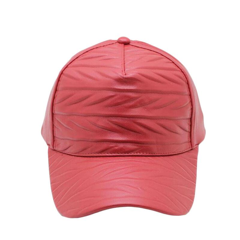 Plain New Men Baseball Cap Women Leather Snapback Caps Casquette Brand Adjustable Bone PU Hats For Men Winter Baseball Caps in Men 39 s Baseball Caps from Apparel Accessories
