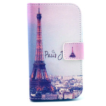 For samsung galaxy ace 4 Lite Duos leather case G313H G313M