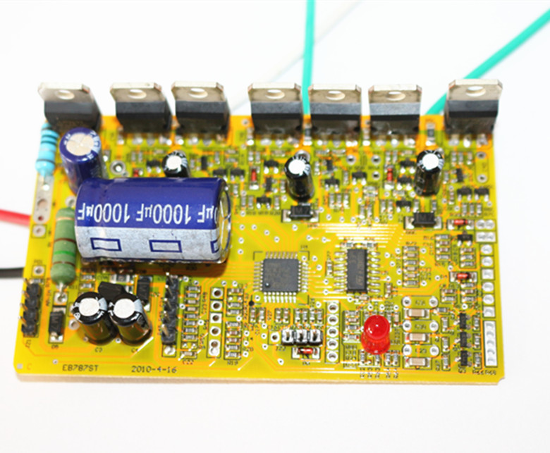 DC Brushless Motor Learning Board BLDC Development Board Provide HALL And No HALL Programs