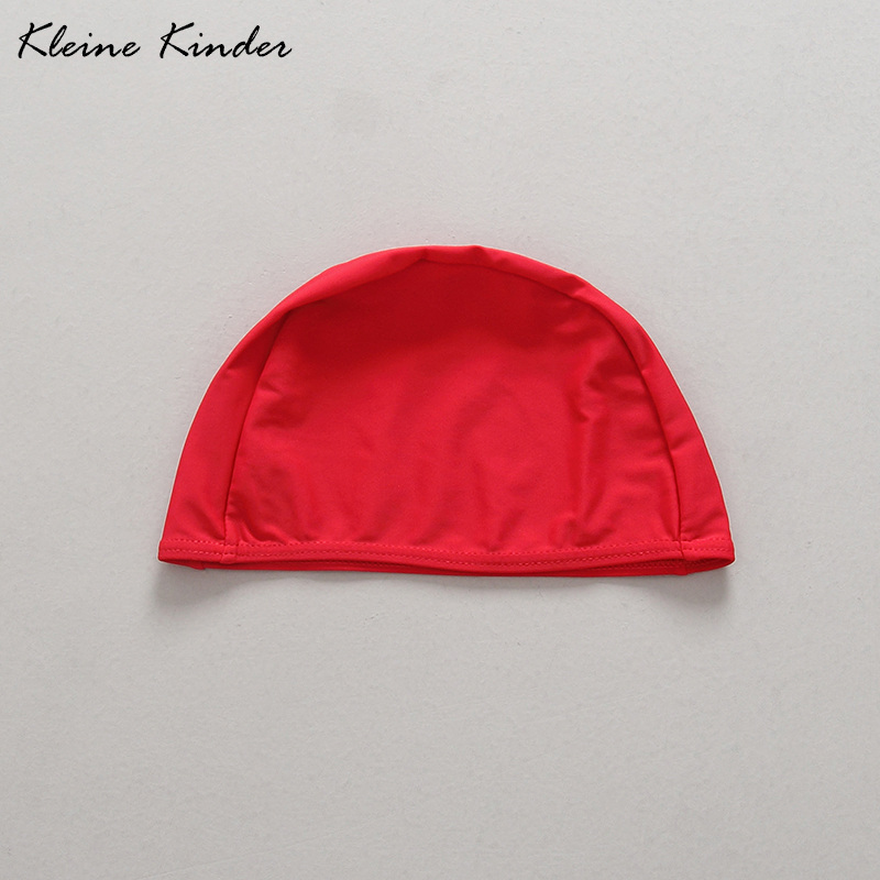 kids swimming cap 2019 summer upf50+ red surfing diving swiming pool hat swim bathing cap children sports accessories beach wear