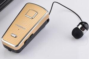 Image 5 - 2019 Fineblue F970 Pro Mini In Ear 10 ชั่วโมงบลูทูธ 5.0 คอคลิปTelescopicธุรกิจกีฬาหูฟังการสั่นสะเทือน