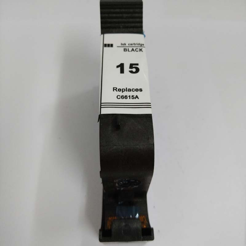 Черни касети с мастило Einkshop за HP 15 за HP - Офис електроника - Снимка 2