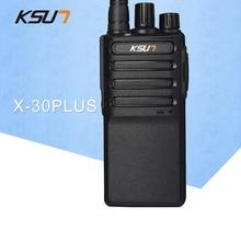 лучшая цена Free shipping New BUXUN X-30PLUS Portable Radio Walkie Talkie 5W 16CH UHF Two Way Radio Interphone Transceiver Mobile