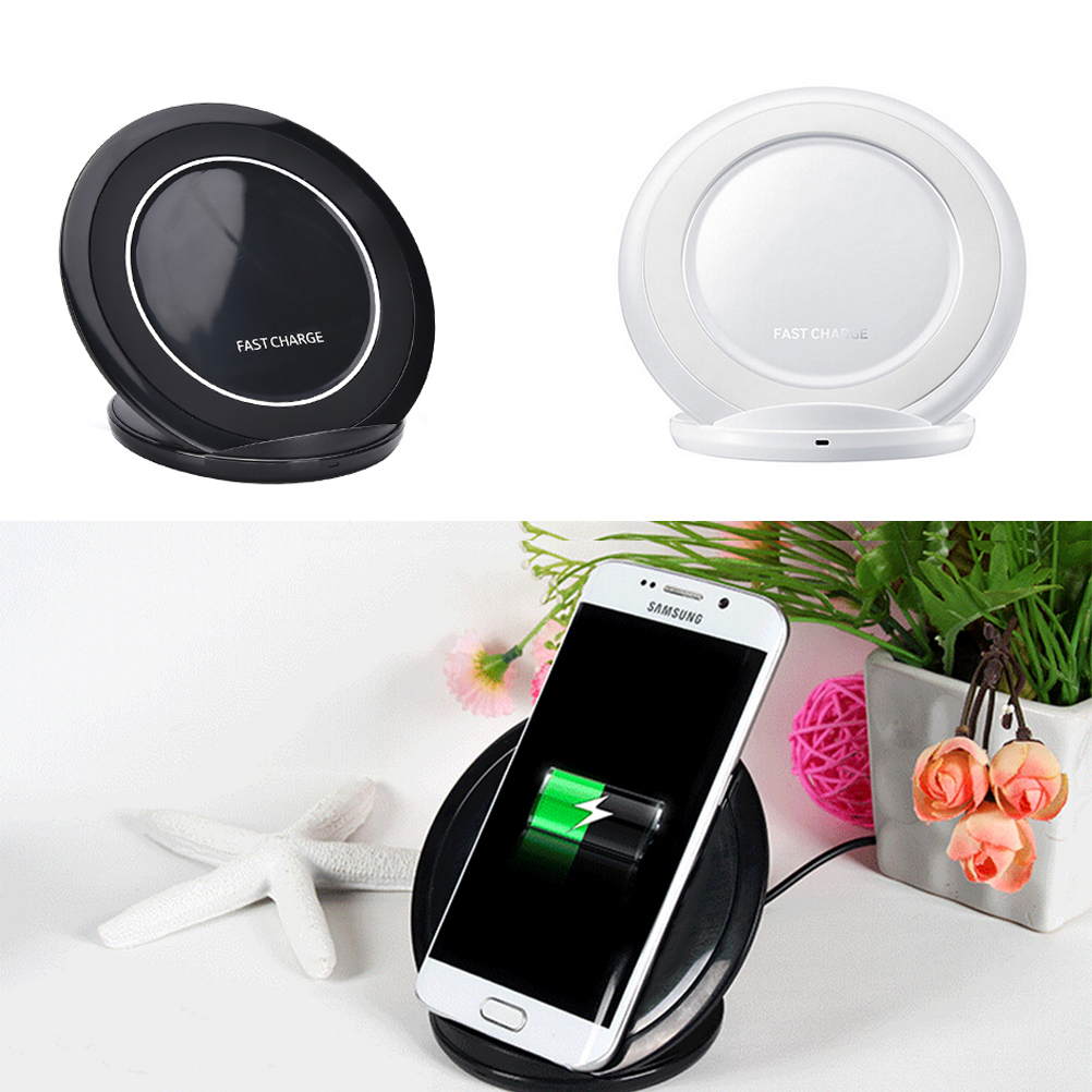 Original For Samsung Fast Wireless Charger Charging pad For Samsung Galaxy S7 edge / S7 / S6 edge Plus / Note 5 Stand EP-NG930