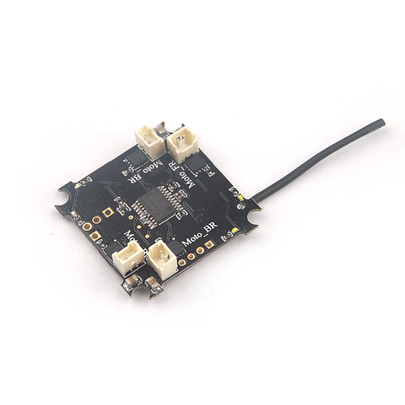BEECORE Lite Brushed Flight Controller Board Built in Bayang protocol for Tiny Whoop or Blade Inductrix Frame RC Quadcopter Part