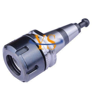 Brand New ISO30 ER32 Equilíbrio G2.5 25000 rpm collet chuck CNC toolholder + 1 pcs M12 ISO30 Puxar parafuso prisioneiro