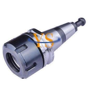 цена на Brand New ISO30 ER32 Balance collet chuck G2.5 25000rpm CNC toolholder+1pcs ISO30 Pull stud M12