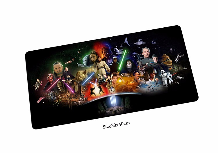 Star Wars mouse pad High-end pad to mouse notbook computer mousepad hot sales gaming pad ...