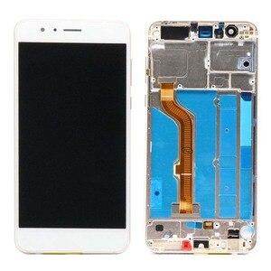 Image 4 - Trafalgar จอแสดงผลสำหรับ Huawei Honor 8 จอแสดงผล LCD หน้าจอสัมผัสสำหรับ Honor 8 จอแสดงผลกรอบ FRD L19 L09 L14 โทรศัพท์มือถือ LCD