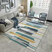Geometric Simplicity Carpet Home Carpets For Living Room Soft Rugs For Bedroom Sofa Coffee Table Rug Study Floor Mat Kids Mats