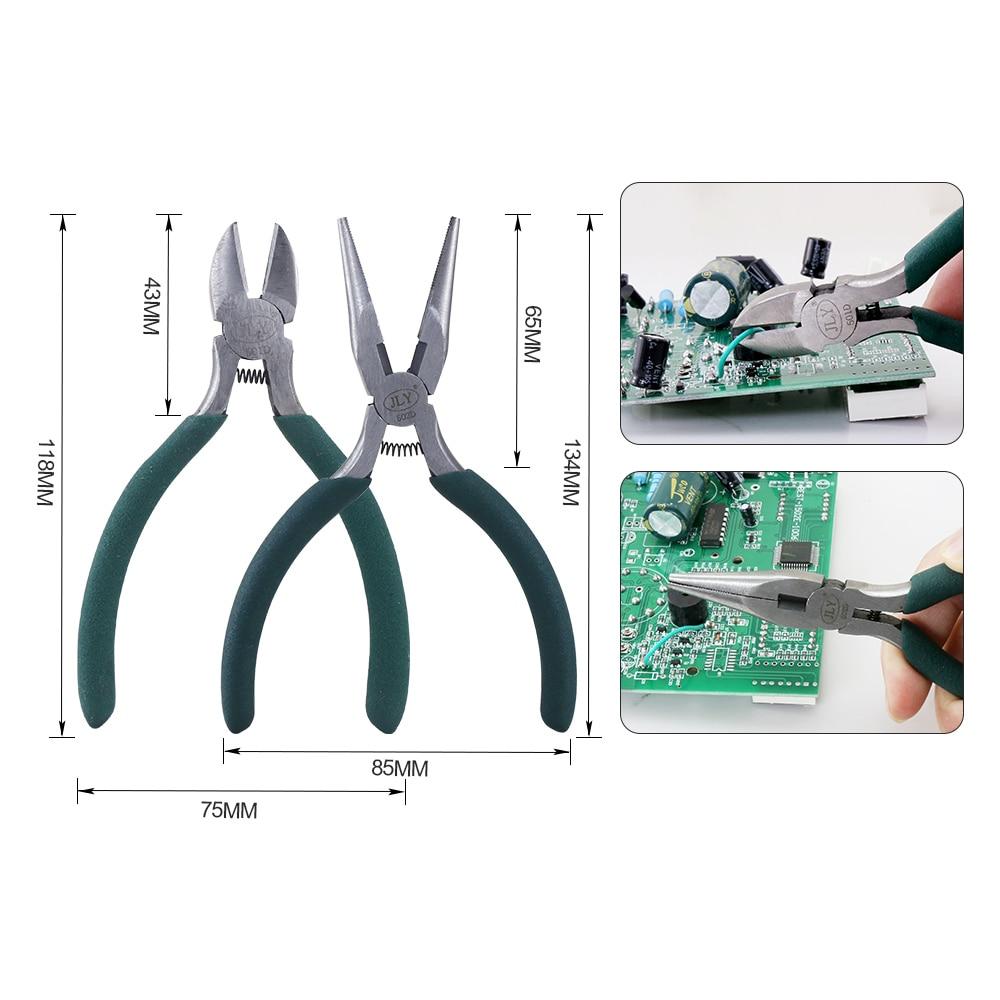Spedizione gratuita BEST-111 Precsion Kit di riparazione multiuso per - Set di attrezzi - Fotografia 2
