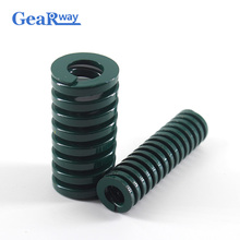 Gearway Green Compression Spring Heavy Loading Mould Spring TH27x60/27x65/27x70/27x95/27x100mm Mould Die Compression Spring