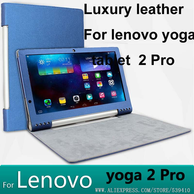 For lenovo yoga 2 pro 1380F High quality leather case cover For Lenovo Yoga tablet 2 Pro 1380F 13.3 inch Tablet cover case