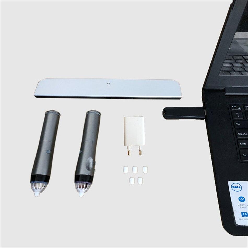 Tableau blanc interactif portatif de tableau blanc infrarouge et d'ultrason de fournisseur d'école avec le contact de stylo pour l'enseignement et la conférence