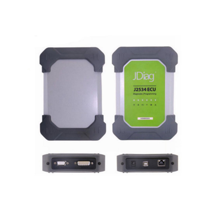 Original JDiag Elite II Pro Diagnostic And ECU Programmer Tool JDiag J2534 Professional ECU Vehicle Diagnosis &Programming J2534