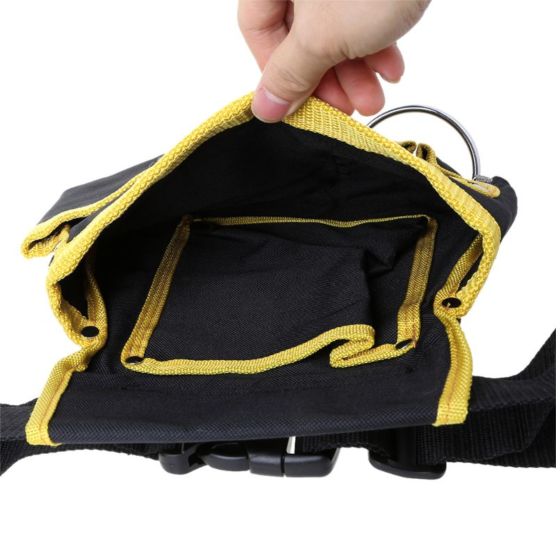 Multi-functional Electrician Tools Bag Waist Pouch Belt Storage Holder Organizer free ship 17