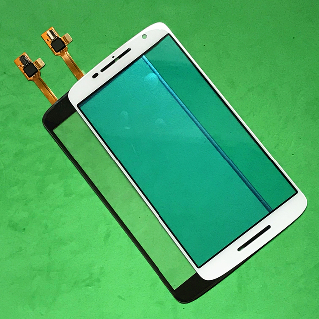 10pcs Touch Screen For Motorola Moto X Play XT1561 1562 1563 1564 Droid Maxx 2 1565 Front out LCD Glass Lens cover