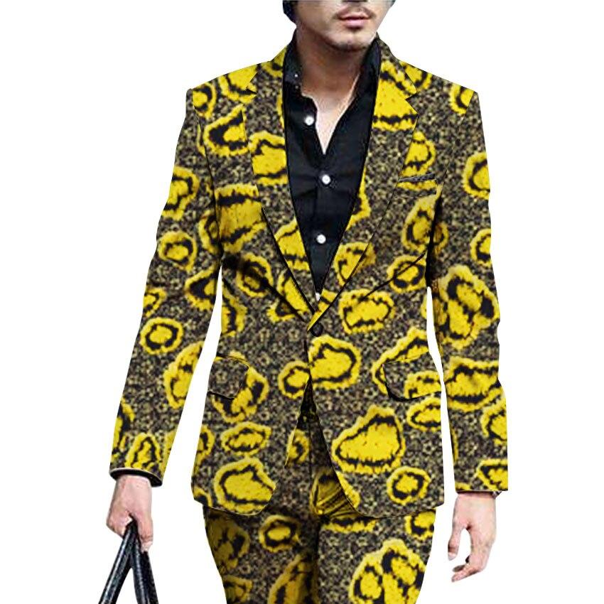 Dashiki Vêtements Robes 2 Mode Hip Africaine Costume De Robe 3 4 6 5 Hommes Hop Afrique Imprimé 3d Blazer Homme Africain 1 TIqx7vT6