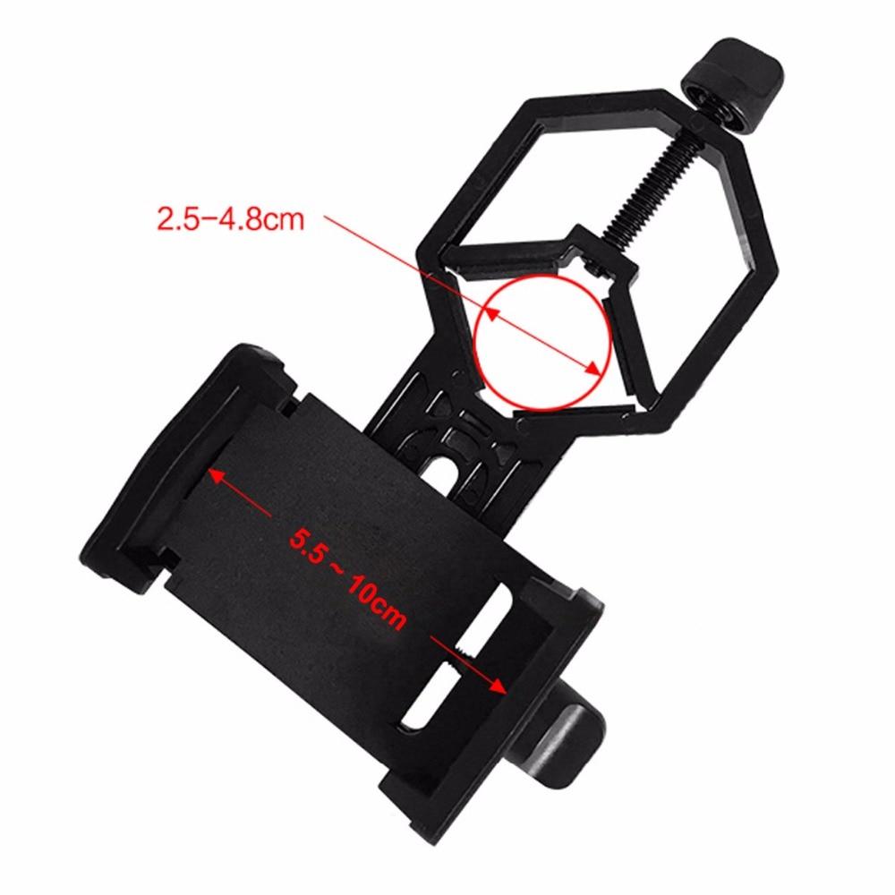 Image 3 - SV28 20 60x60 Spotting Scope Zoom Monocular Hunting Telescope Birdwatch & Universal Phone Adapter Mount Waterproof SVBONY F9308-in Spotting Scopes from Sports & Entertainment