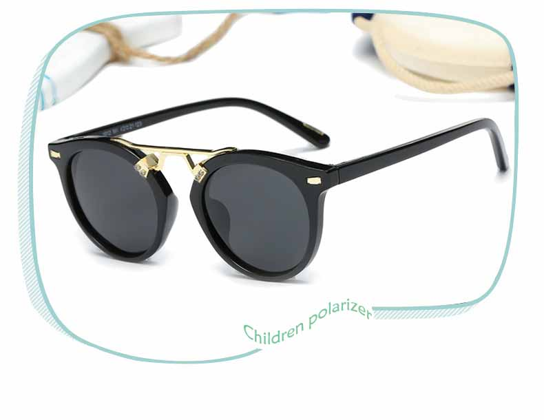 2017 stylish oval kids sunglasses Cat eye sunglasses cool girls sunglasses stylish cat ears round sunglasses