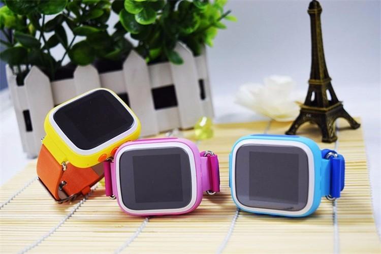 Купить Детские GPS часы с трекером