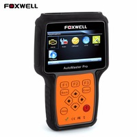 FOXWELL NT624 PRO Full System Auto OBD2 Diagnostic Tool Car ABS Airbag SRS Crash Data Reset