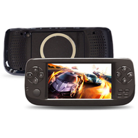 2pcs New arrival PAP K3 4.3 Inch HD game console 64 Bit Portable Handheld Game Players For GBC/S F C/CP1/NEO/GEO