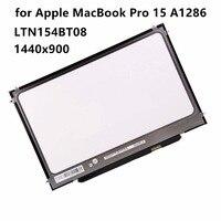 15.4 ''Lcd-scherm Panel Matrix Voor Apple MacBook Pro 15 A1286 1440x900 LP154WP4 TLA1 N154C6-L04 LP154WP3 TLA1 LTN154BT08