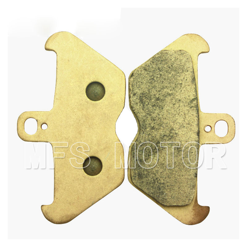 Motorcycle Part Sintered Front Brake Pads For BMW R1100R 1993-2001 R1100RT 1994-2001 ...