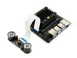 Image 2 - Caméra IMX219 77IR Waveshare, 8 mégapixels, Vision nocturne infrarouge, FOV de 77 degrés, Applicable pour Jetson Nano