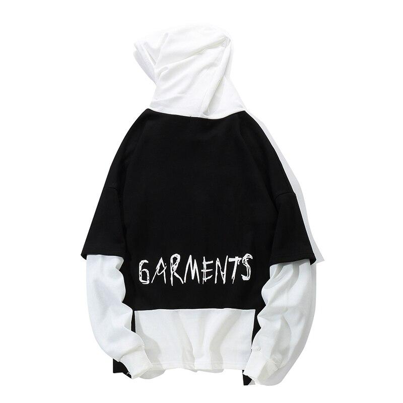Novel ideas Men's Hoodies Sweatshirts Skateboard Men Woman Pullover Hoodie Clothing Pocket Print Hip Hop Tops Clothes US Size 72