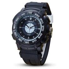 Corea Hombres de cuarzo dial grande reloj Deportivo de Moda hombre reloj Automático para hombre impermeable Reloj militar del ejército de calidad superior de la vendimia