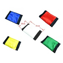 5 Color Silk Scarf Magic Change Multicolor Tricks for Stage Close Up Props Gift KidFree Shipping