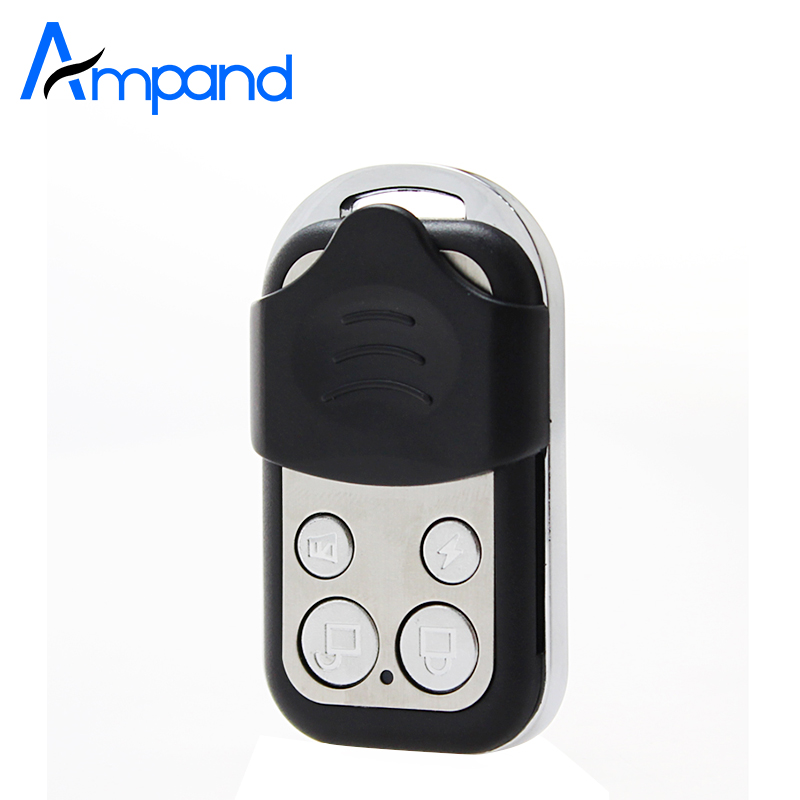 Wireless Portable Remote Control For GSM Home Burglar Alarm System 1pcs Free Shipping